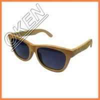 2016 hot sale travel summer UV400 polarized floating wooden sunlasses