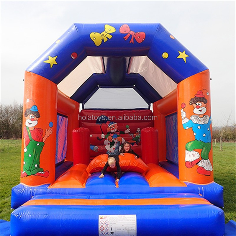 Hola animal style commercial jumping castles for sale