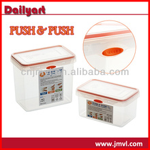 Popular Commercial Plastic food containers