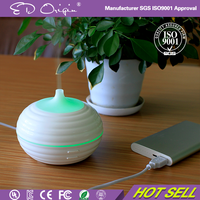 Professional Negative Ions Fragrance Essentail Oil Mini Air Conditioning Automatic Ultrasonic Aroma Diffuser
