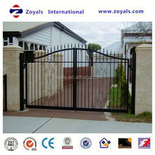 2017The most popular gate: sliding gate designs for wall compound