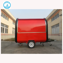 super quality food cart tricycle/food truck manufacturers/food trailer