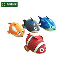 Customized 24inch fishing bath toy water toys adults swimming pool water park inflatable toys