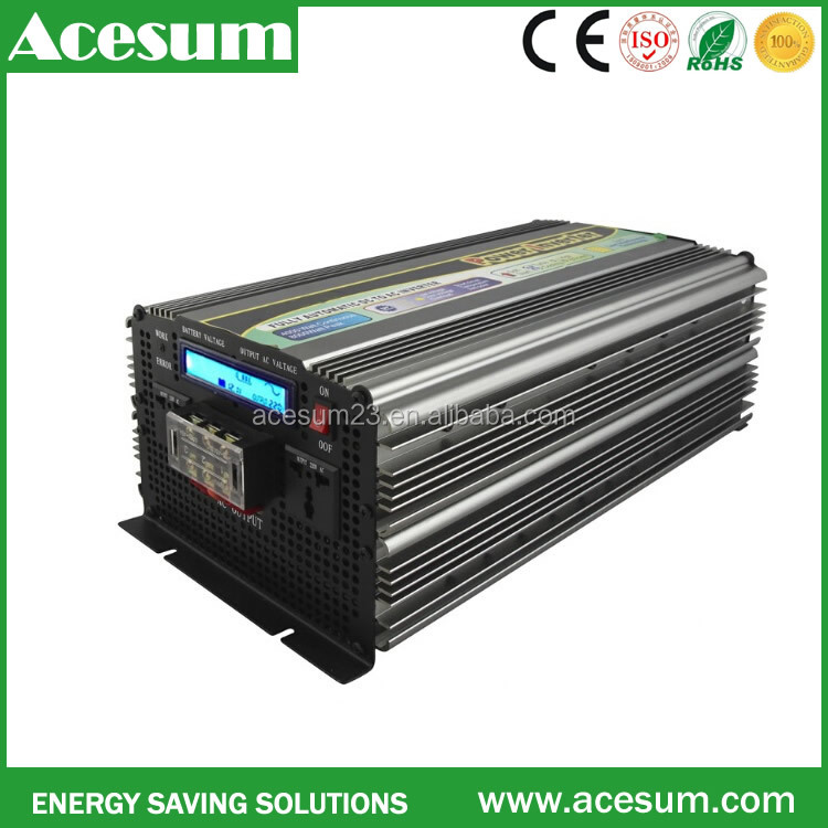 110v 120v 220v 230v 240v 1kva 2kva 3kva 4kva pure sine wave inverter 1000w high efficiency 50Hz 60Hz