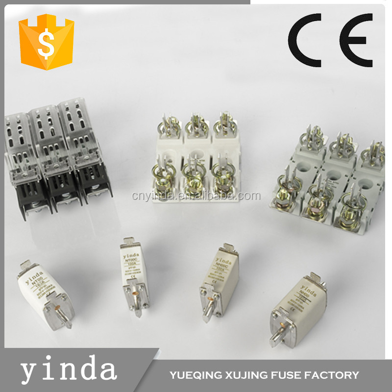 Good Quality Direct Factory Price Nh3 Hrc Fuse Holder