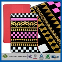 Popular Cell Phone belt leather case for ipad 2