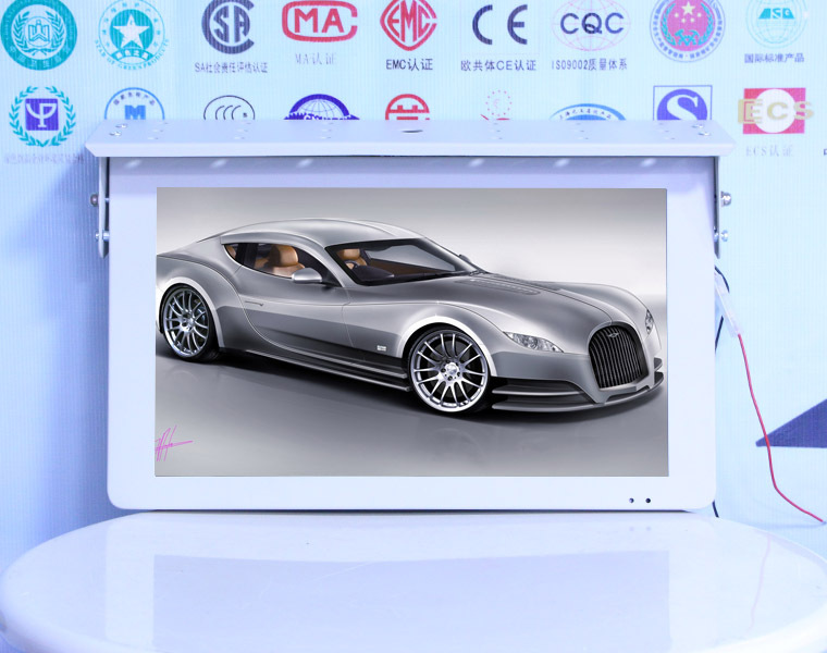 "19"" 22"" wireless bus tv lcd monitor cheap price"