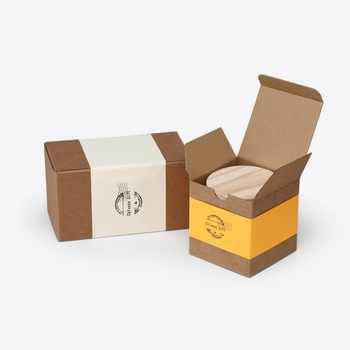 High quality bottle shipping box strong corrugated cardboard fold box