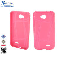 Veaqee Good quality diamond clean tpu case for iphon6 plus