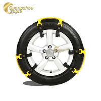 Rubber Snow Chain For Automobile
