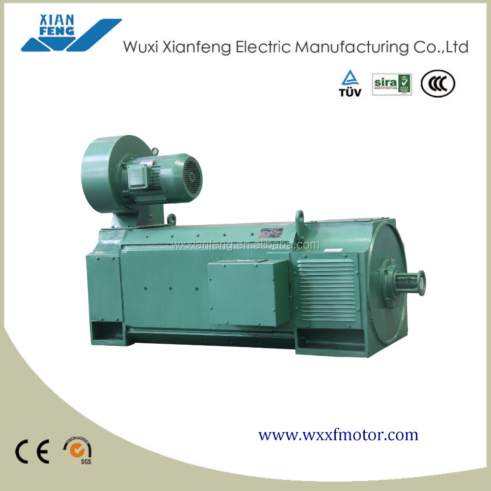 DC Motor/ Electric Engine Z4-315-11(144kw/160kw/118kw/132kw/98kw/110kw/)