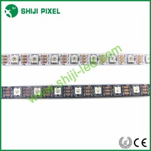 programmable SMD5050 rgb pixel ws2812b led strip 60leds/m