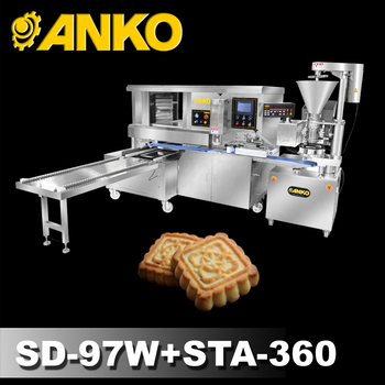 Anko Factory Small Moulding Forming Processor Maamoul Making Machine