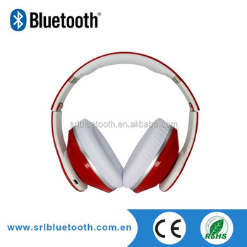 Stereo wireless headset mobile PC quality music Bluetooth headphones