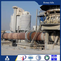High efficiency rotary kiln limestone calcination kiln