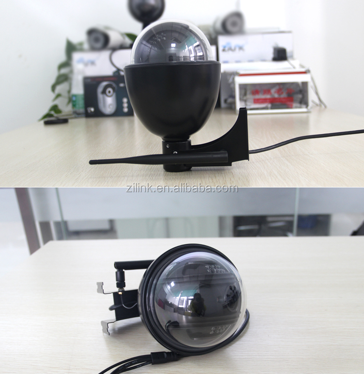 Shenzhen Factory 2.0 mega megapixels cctv security ip camera 360 degree indoor outdoor wireless 3g 4g ip ptz dome camera
