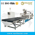 China philicam cabinet and woodworking cnc router machine