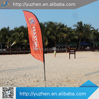 Wholesale Sports Beach Flags