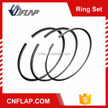 Piston Rings Air Compressor of D3408 D3412 D3406