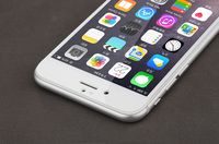 3d curved Full body tempered glass screen protector suitable for iPhone 6/6s
