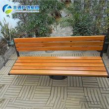 China Wholesale Carbon Fiber Outside Park Benches Outdoor Curved Seating Garden Bench