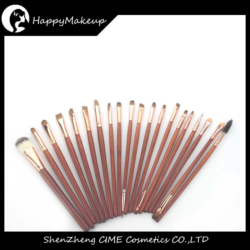 20 pcs Eyebrush liner shadow brush without bag