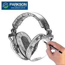 PARKSON SAFETY TAIWAN Custom Safety Earmuff Industrial Hearing Protection Ear Protective Equipment