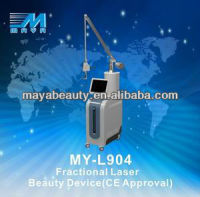 MY-L904 scar remove rf fractional co2 laser beauty equipment(ce approval)