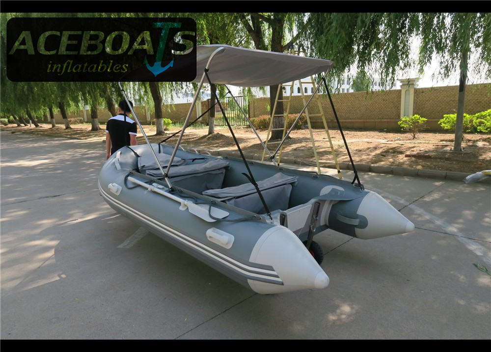 Classic model inflatable portable sport fishing boat asd for Portable fishing boat