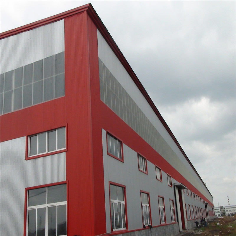 Design steel structures warehouse building for sale from China