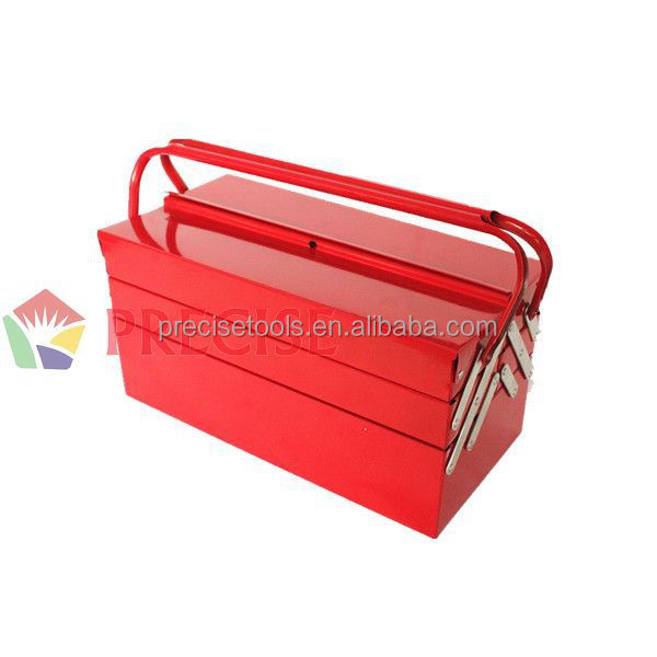Cantilever Stainless Metal Tool Box Tools Set