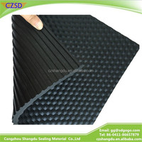SD Anti-Slip & Anti-fatigue Rubber Stable Mat / Stall Mat / Cow Mat in china