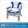 86601-10 Deluxe folding marine deck chair