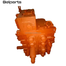 Original control valve Excavator spare parts made in Japan for kyb control valve using on 30 tons excavators