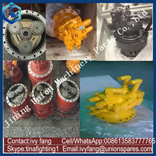 Manufacturer For Komatsu Excavator PC30 Swing Reduction Gearbox PC200-6/7/8 PC300-6/7/8 Swing Machinery Swing Reducer Gearbox