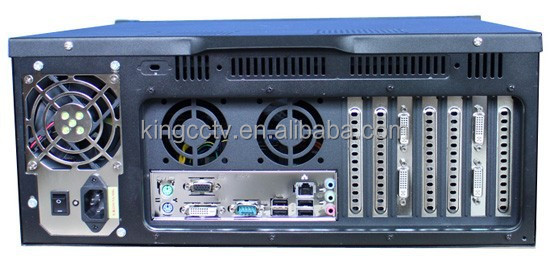 HK-DVR232H advanced H.264 compression network dvr H.264 32ch PC based dvr control PTZ and speed demo through RS485