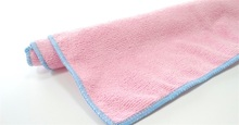 Easy to clean clean towel knitting microfiber absorbent