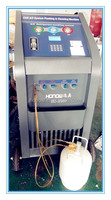 A/C System Flushing & Cleaning Machine,A/C Refrigerant work station