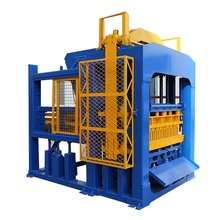 fully automatic hot sale concrete hollow block making machine