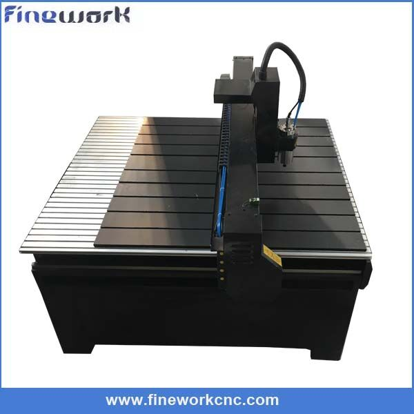Automatic FINEWORK 3d photo carving cnc router fw6090 for sale for sale