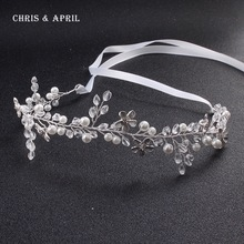 Hair Bands Fashion Bride lace Wedding Head Wear Elegant Hair Jewelry Jewelry accessories