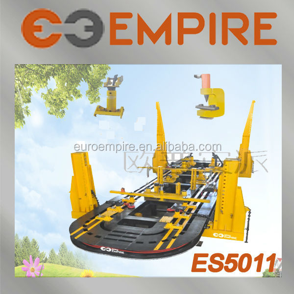 2014 nuevo producto hecho en China alibaba website auto body frame machine/truck frame parts