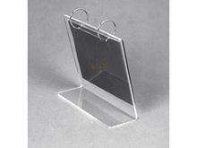 Luxury Clear Custom Desktop Plastic Acrylic Calendar Frames Holder Wholesale