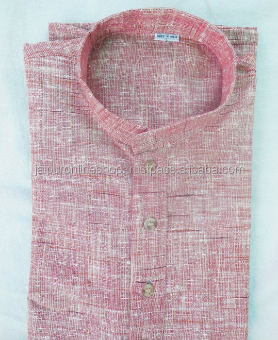 Gents Khadi Kurta Cotton Kurtas