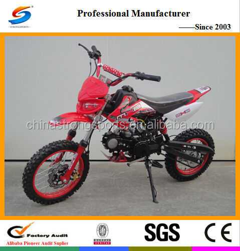 DB012B 2015 Hot Sell Dirt Bike for adults, and 125cc Dirt Bike Off Road use.