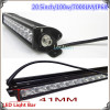 "20"" 100w 4x4 Cree Led Car Light, Led Light bar Off road,auto led light arch bent"