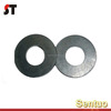 Heat Resistant Automotive Small Silicon flat rubber washer