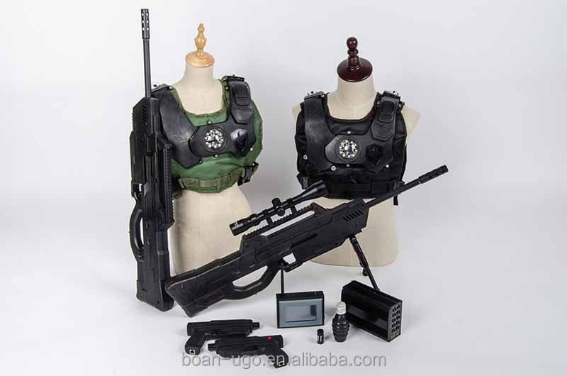 2016 Laser Tag Gun for adult shooting games of The Long Range Laser Blaster Set