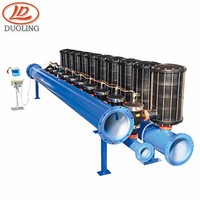 New style best sell 4 inch Endogenous 10-Unit System underground water filter