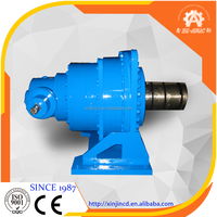 Quick response high torque planetary gearing arrangement speed reducer gearbox